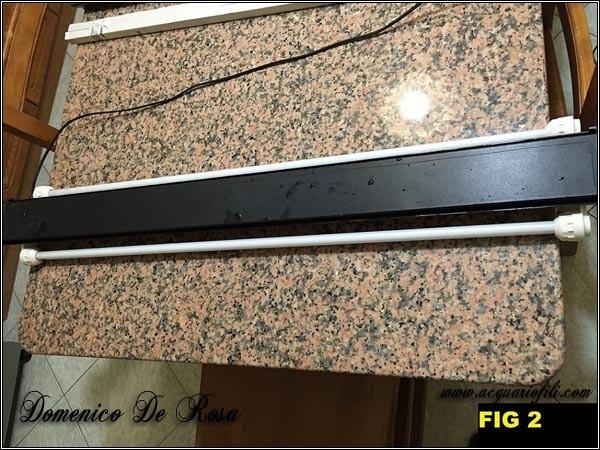 Illuminazione juwel rio juwel acquario vision litri led marrone